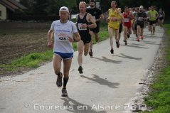 12km course colline