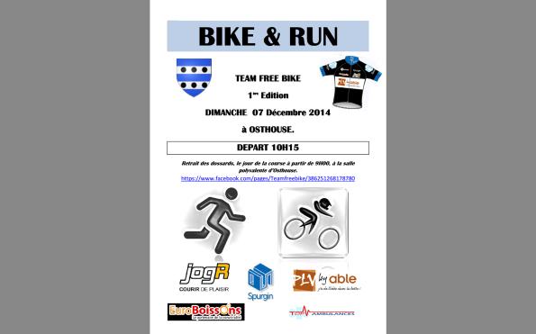 Bike&Run Osthouse 2014