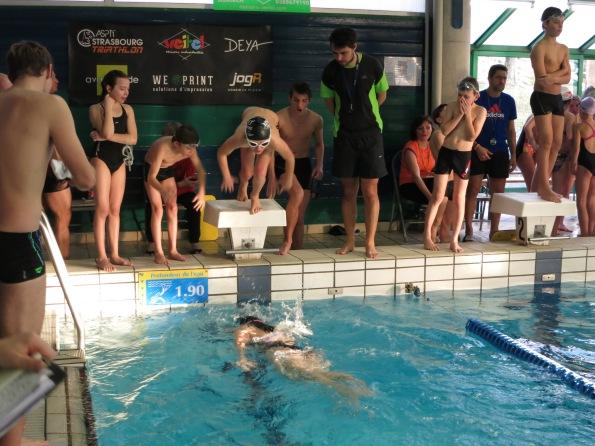 Relais Interclubs Triathlon