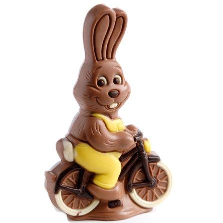 Lapin Pâques Vélo
