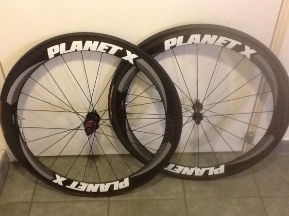 Roues Planet X R50