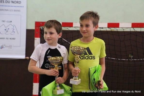 Antonin (à gauche) et Arnaud (à droite)