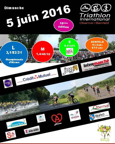 triathlon obernai 2016