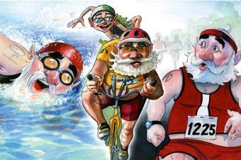 pere-noel-triathlon